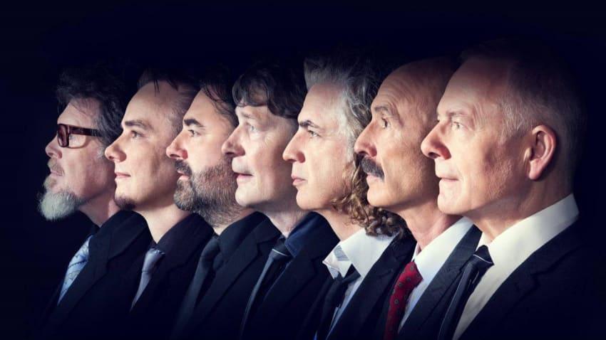 King Crimson @ Artpark Lewiston, NY 8-27-21