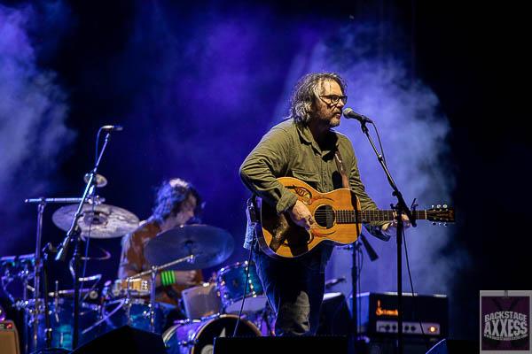 Wilco and Sleater Kinney @ Artpark Lewiston, NY 8-26-21
