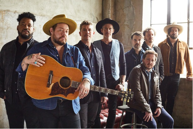 """Nathaniel Rateliff & The Night Sweats premiere new track """"Love Don't"""" + The Future out November 5 on Stax"""