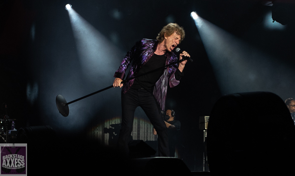 The Rolling Stones @ Heinz Field Pittsburgh, PA 10-4-21