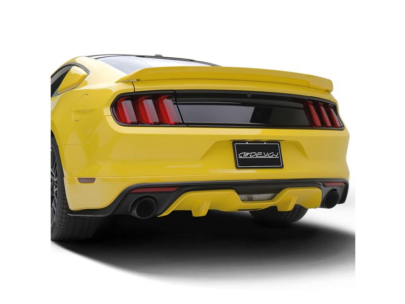 Mustang-rear