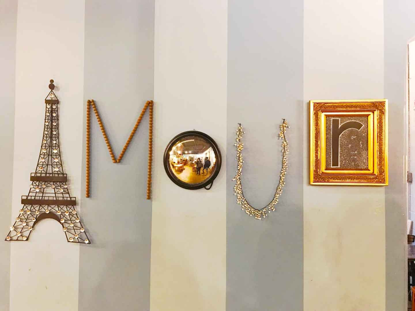 Amelie's French Bakery Wall art photo