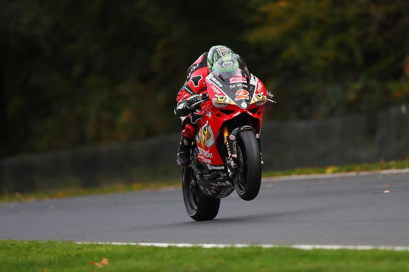 Glen Irwin, British Superbikes 2018