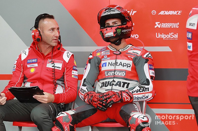 Lorenzo pulls out of the Japan MotoGP 2018