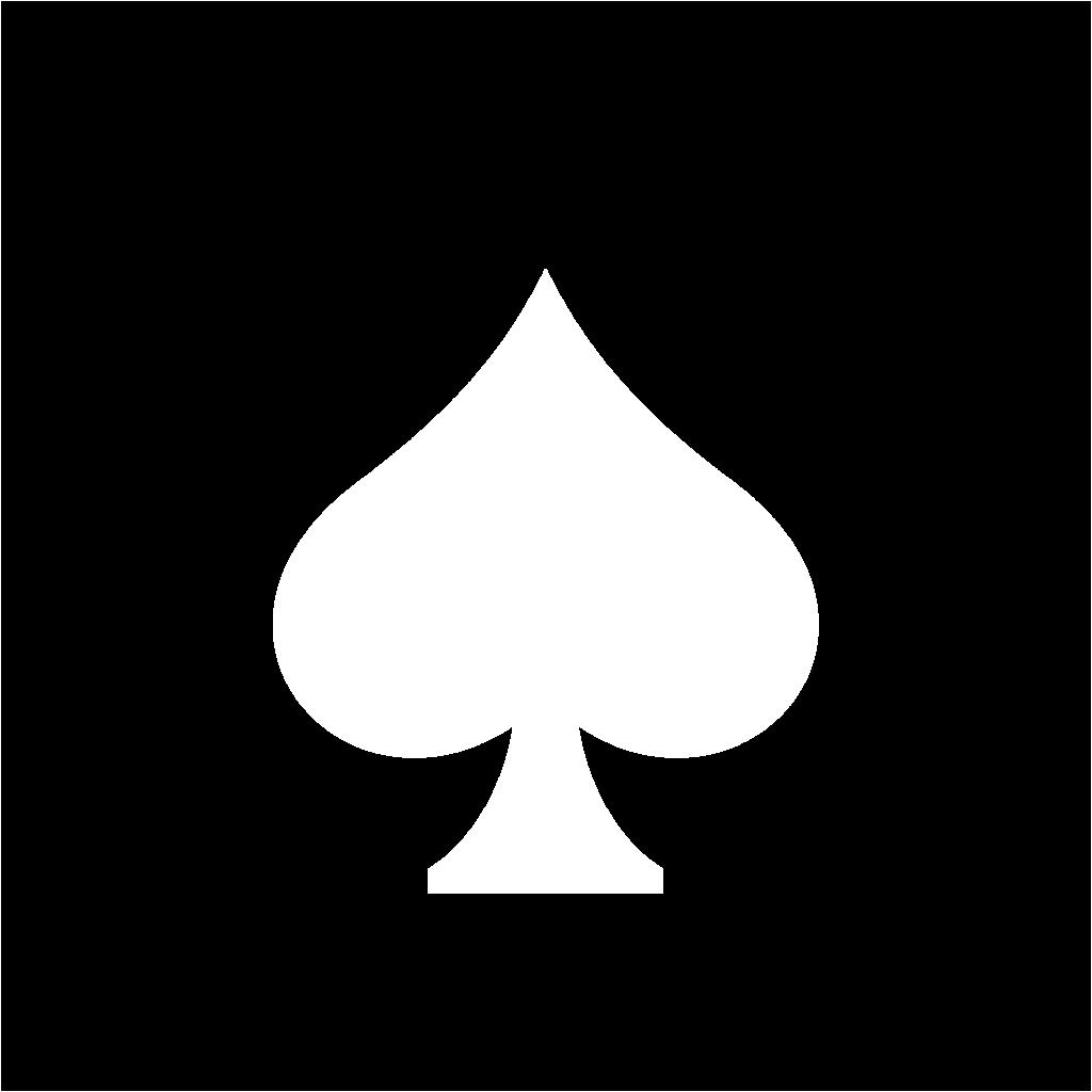 White Spade Marketing Logo
