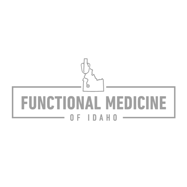 Functional Medicine of Idaho - Gray Logo
