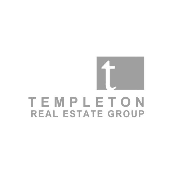 Templeton Real Estate Group - Gray Logo
