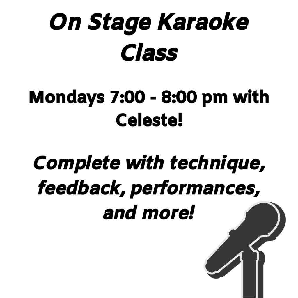 On Stage Karaoke