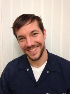 Acupuncturist, Matthew Richardson, R.Ac