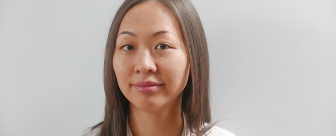 Evelyn Cho, Registered Acupuncturist