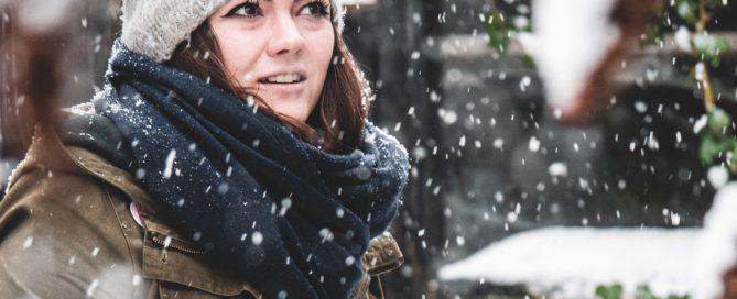 Natural Glowing Winter Skin