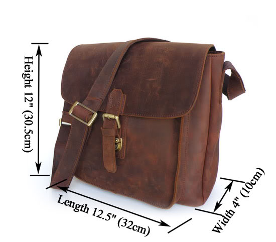 Crazy Horse Leather Style