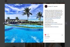 Post instagram Bazaar