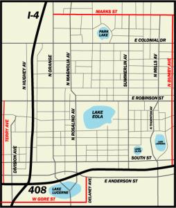 O-Cartz-Downtown-Orlando-Map