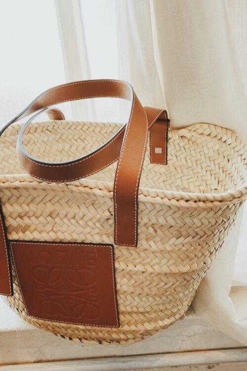 The Basket Bag