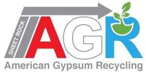 American Gypsum Recycling Logo