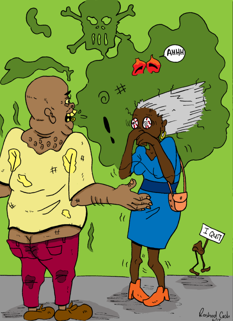 Bad Breath Epidemic