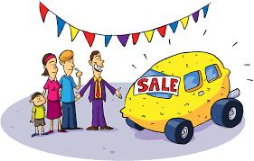 Car Salesman - Lemon