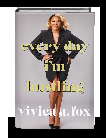 Vivica A. Fox's Book