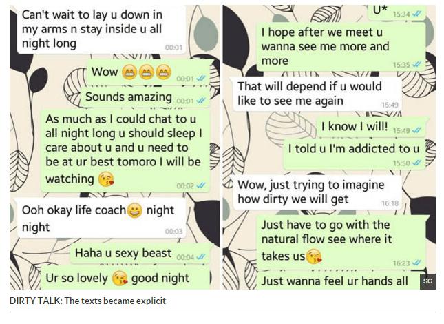 The secret WhatsApp messages