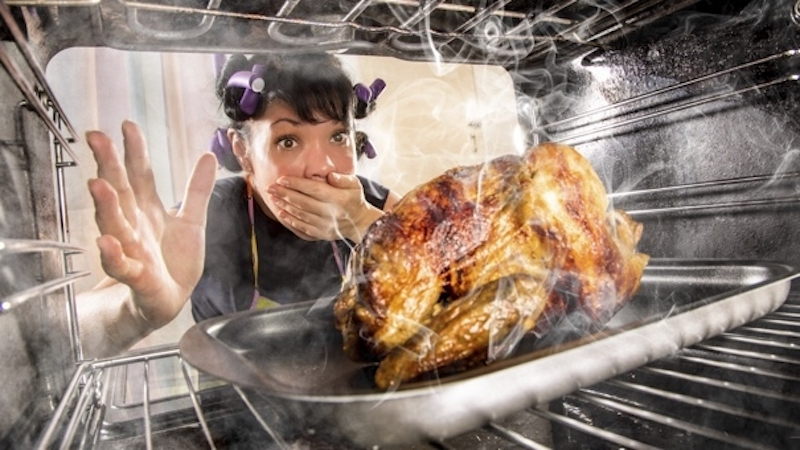 Burnt Meal
