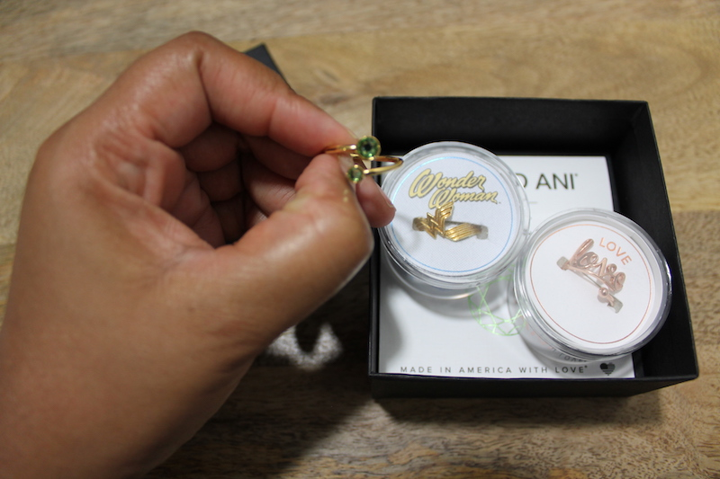 Alex And Ani Birth Stone Ring