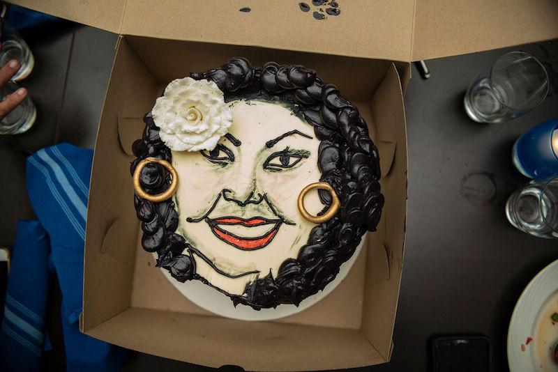 Rogan's Cake