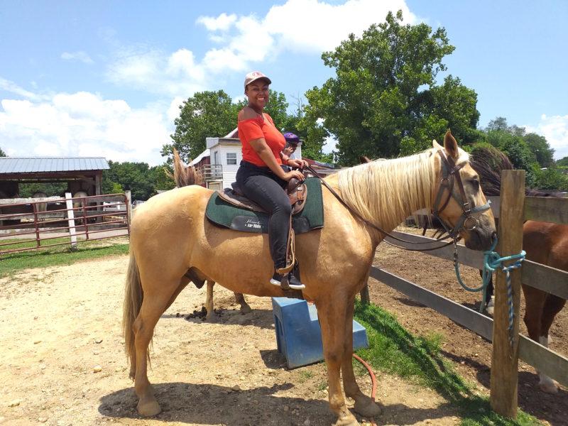 My Horseback Riding Adventure In Maryland