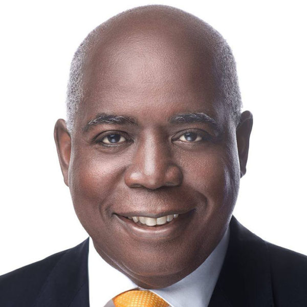 Headshot of Progressive Liberal Party leader, Philip 'Brave' Davis