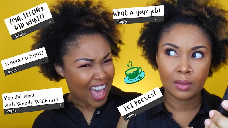 YouTuber and This Bahamian Gyal blogger, Rogan Smith wants you to get to know her