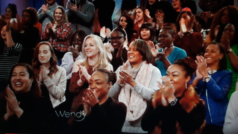 This Bahamian Gyal blogger, Rogan Smith (in the fur vest) appears in the audience of the Wendy Williams Show. She dropped this gem in her YouTube Get To Know Me Q&A video.