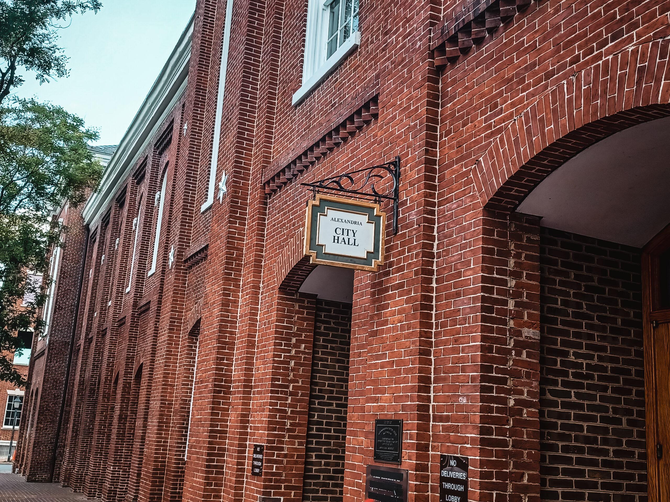 Photo of Alexandria Virginia City Hall