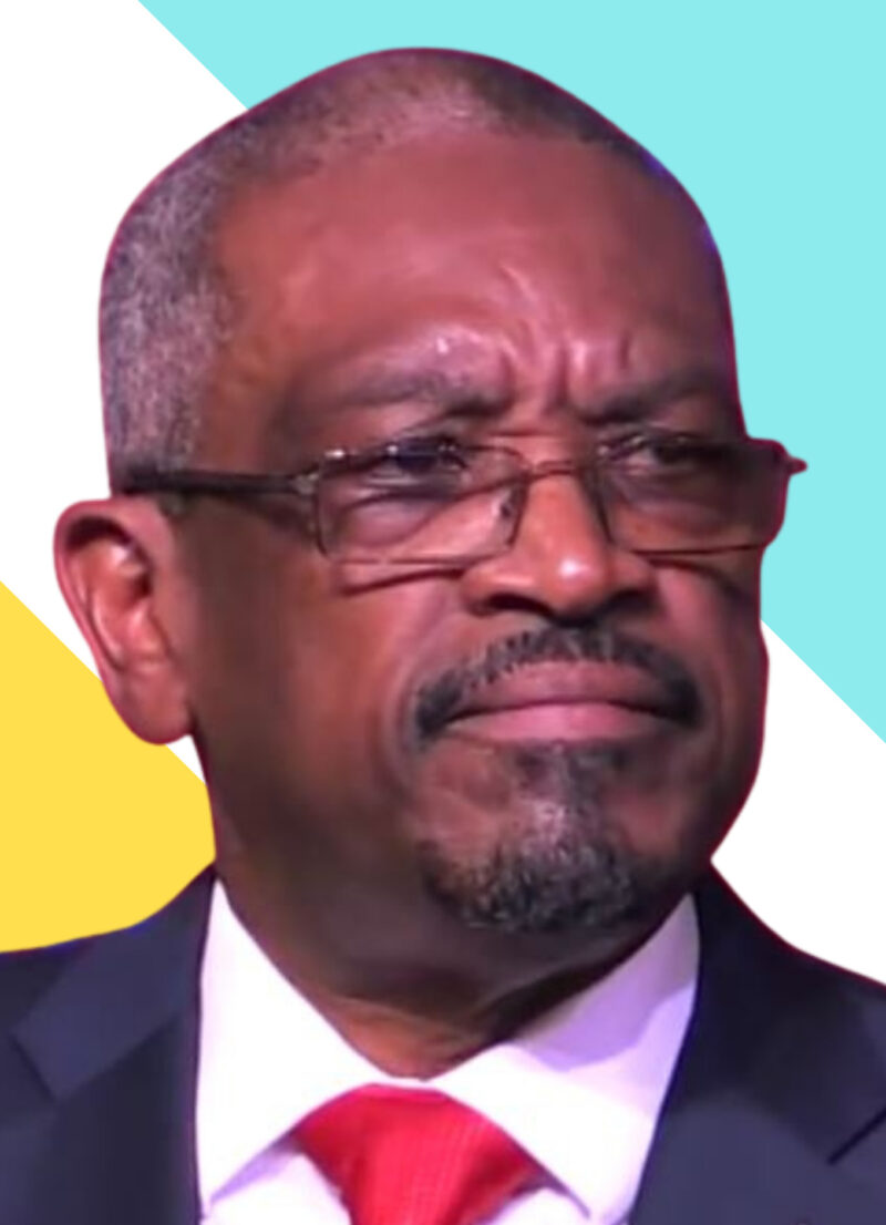 Photo of former Bahamas Prime Minister Dr Hubert Minnis who lost The Bahamas' general election on September 16, 2021