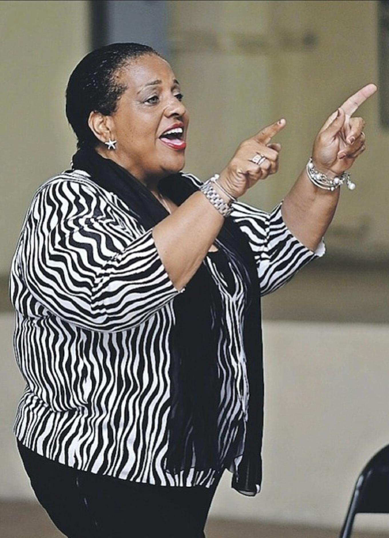 Photo of former Free National Movement Leader Loretta Butler-Turner