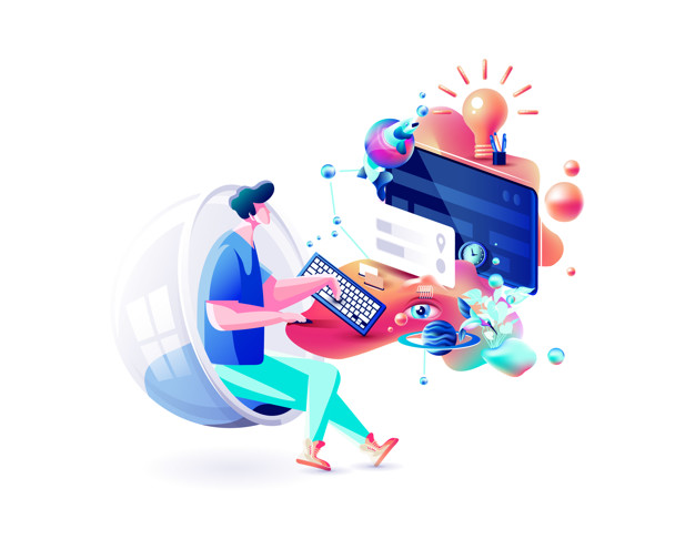 Creative web designer