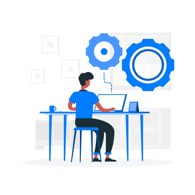 designer working