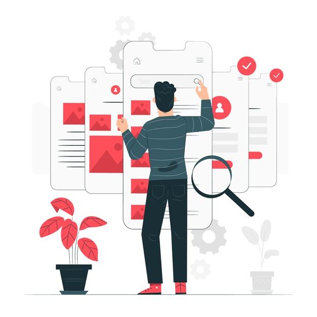 UI UX Design Services In India