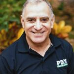 PDX Fencing Head Coach Charles Randall