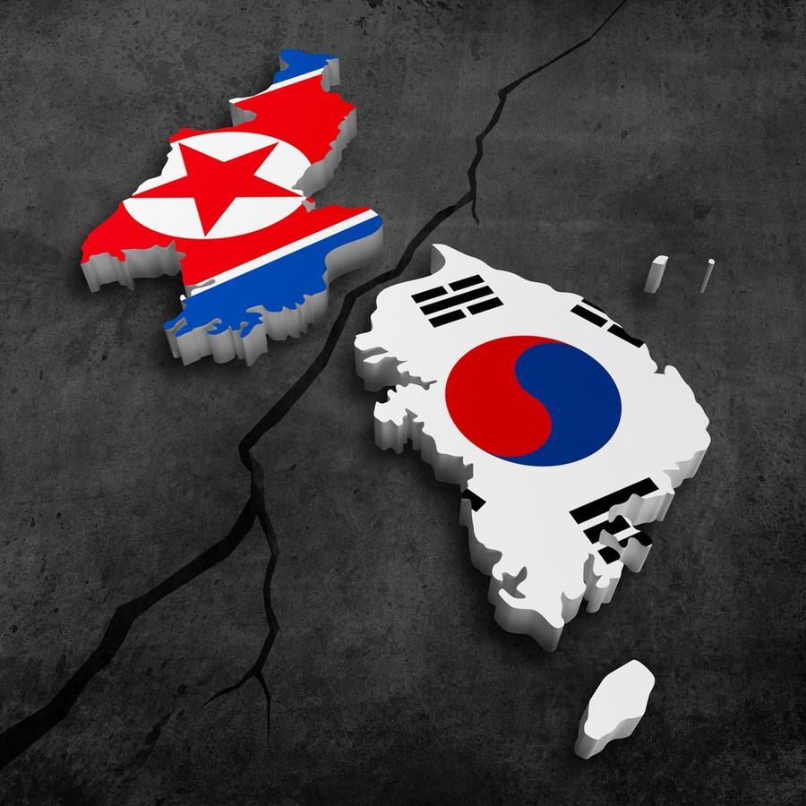 korea divided