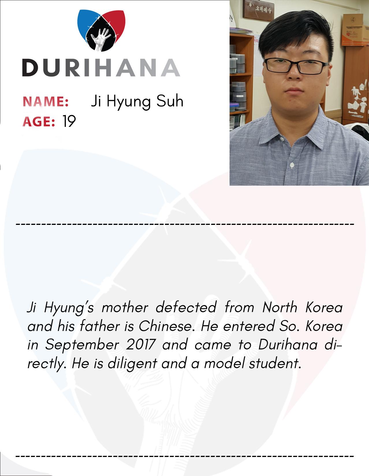 Ji Hyung Suh