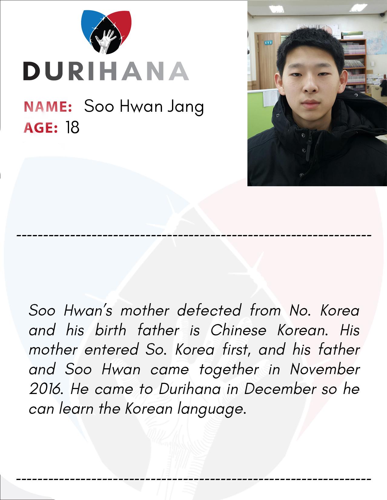 Soo Hwan Jang