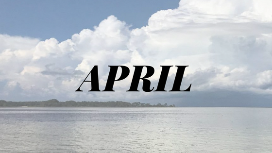 Things to do in April in Cape San Blas
