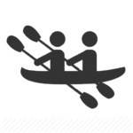 tandem kayak for rent at Scallop Cove Rentals and Bait and Tackle in Cape San Blas