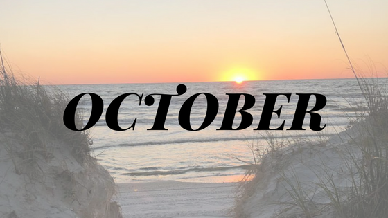 Things to do in October in Cape San Blas