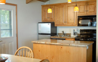 Shallows Cottages full kitchen