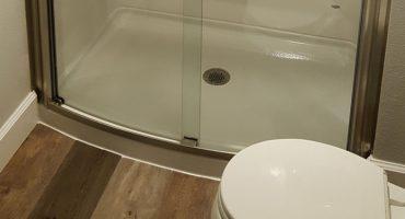 Completed Bathroom Remodeling Denver