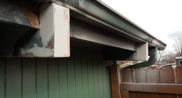 Siding in Need of Repair by Handyman Golden CO