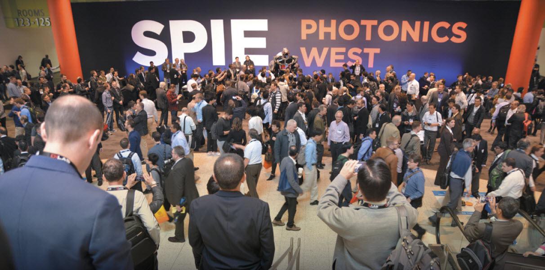 SPIE Photonics West Show 2017