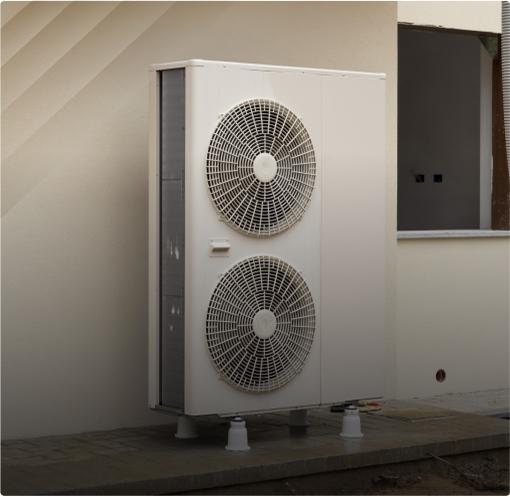 Airconditioning installation