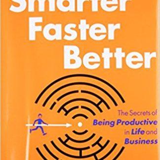 Image of Smarter Faster Better